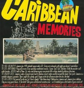 Jump Up Records Caribbean Memories Sampler album cover