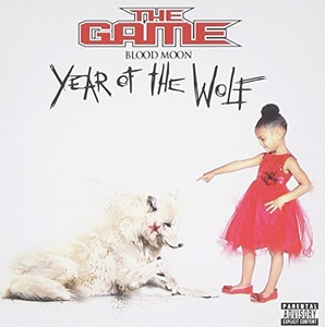 Blood Moon: Year Of The Wolf album cover