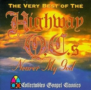 Nearer My God: The Very Best Of album cover
