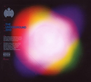 Ministry Of Sound: The Underground 2010 album cover