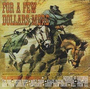 For a Few Dollars More: 28 Shots of Western Inspired Reggae album cover