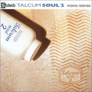 Talcum Soul, Vol. 2: 25 Stonking Northern Soul Greats album cover