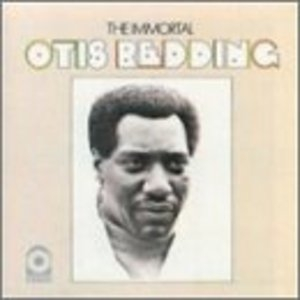 The Immortal Otis Redding album cover