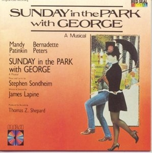 Sunday In The Park With George (1984 Original Broadway Cast) album cover