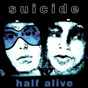 Half Alive album cover