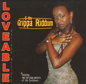 Loveable And The Grippa Rhythm album cover