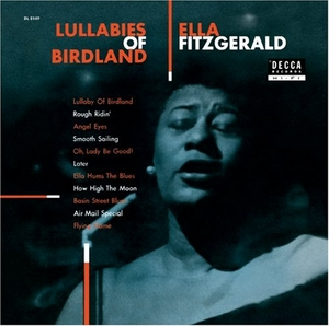 Lullabies Of Birdland album cover