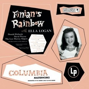 Finian's Rainbow (1947 Original Broadway Cast) album cover