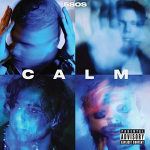 CALM (Limited Deluxe Edition) album cover