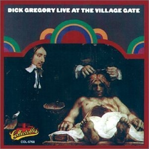 Live At The Village Gate album cover