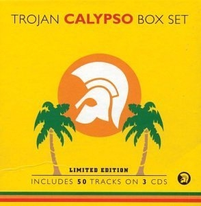 Trojan Calypso Box Set album cover