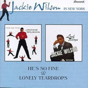 He's So Fine & Lonely Teardrops album cover
