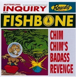 Chim Chim's Badass Revenge album cover