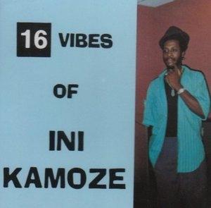 16 Vibes Of Ini Kamoze album cover