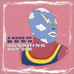 Sunshine Hit Me album cover