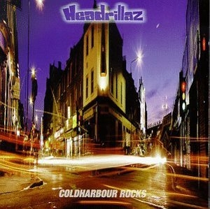 Coldharbour Rocks album cover