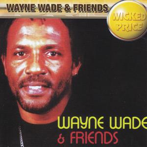 Wayne Wade & Friends album cover