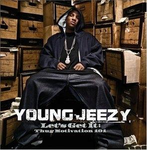 Let's Get It: Thug Motivation 101 album cover