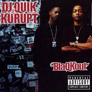 BlaQKout album cover