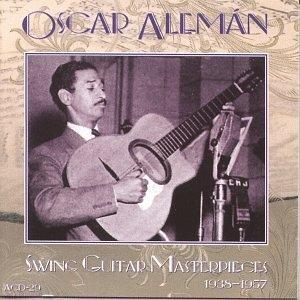 Swing Guitar Masterpieces 1938-1957 album cover