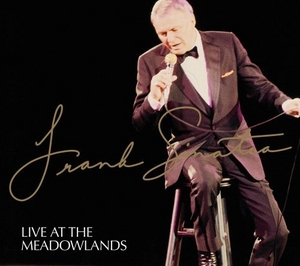 Live At The Meadowlands album cover