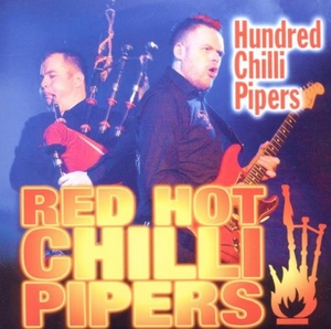 Hundred Chilli Pipers album cover