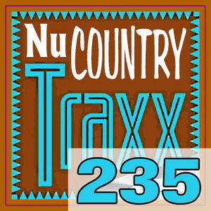 ERG Music: Nu Country Traxx, Vol. 235 (November 2018) album cover