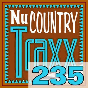 ERG Music: Nu Country Traxx, Vol. 235 (November 2018) album cover