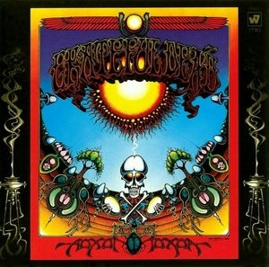 Aoxomoxoa album cover