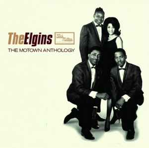The Motown Anthology album cover