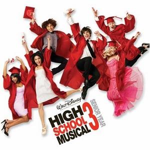High School Musical 3: Senior Year album cover