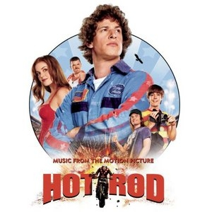 Hot Rod (Original Soundtrack) album cover
