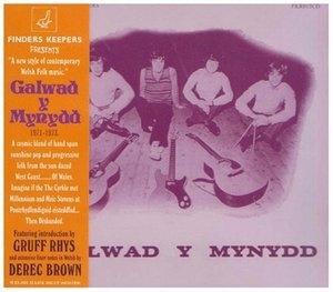 Galwald Y Mynydd album cover
