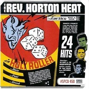 Holy Roller album cover