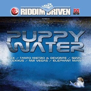 Riddim Driven: Puppy Water album cover