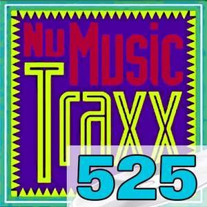ERG Music: Nu Music Traxx, Vol. 525 (June 2020) album cover
