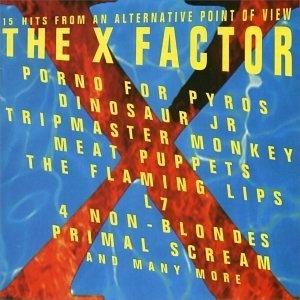 The X Factor album cover