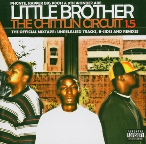 The Chittlin Circuit 1.5 album cover