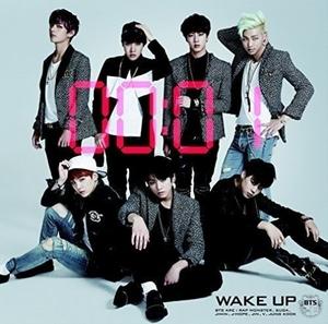WAKE UP album cover