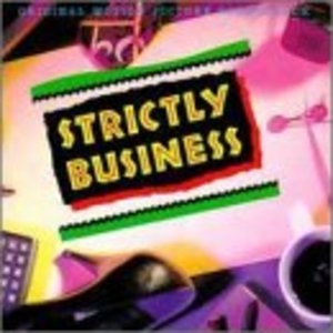 Strictly Business (Movie Soundtrack) album cover