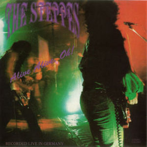 Alive Alive, Oh! album cover