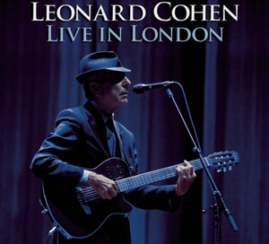 Live In London album cover