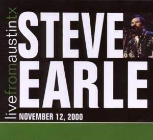 Live From Austin, TX November 12, 2000 album cover