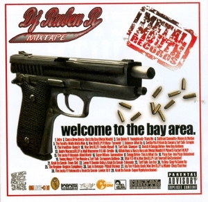 Welcome To The Bay Area Mixtape Vol.1 album cover