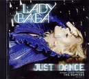 Just Dance: The Remixes album cover