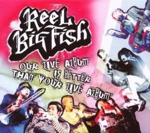 Our Live Album Is Better Than Your Live Album album cover
