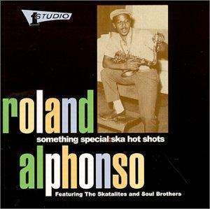 Something Special-Ska Hot Shots album cover