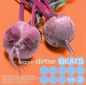 bdb2: Bigger Dirtier Beats album cover