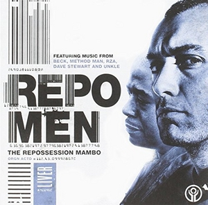 Repo Men (Original Motion Picture Soundtrack) album cover