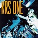 Return Of The Boom Bap album cover